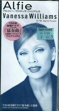 "Vanessa Williams Alfie Japan 3"" CD Single PHDR-152"