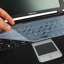 Waterproof Laptop Notebook Universal Cover Keyboard Skin Silicone Protector Film