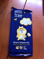 Moo Free Original  Milk Chocolate Organic Bar Dairy Gluten Free Vegan