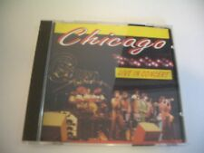 CHICAGO LIVE IN CONCERT CD SINGLE BEGINNING 5'40./ PURPLES 6'36./I'M A MAN 6'58.