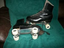 Men's Synder Super Deluxe Roller Skates with Riedell 192 Boot Size 10 mens