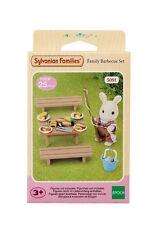 Sylvanian Families Furniture & Accessories 5091 Family Barbecue Set /Age 3+