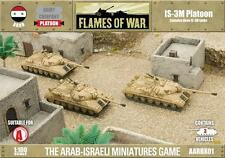 IS-3M PLATOON 15MM - FLAMES OF WAR - ARAB-ISRAELI MINIATURES GAME - AARBX01