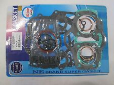 Honda 68-74 CB450 CL450 Complete Engine Gasket Kit Set - Valve Seals Included
