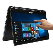 "Asus Transformer Book Flip 15"" Intel i7 8GB 1TB Convertible 2in1 Notebook Tablet"