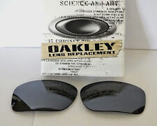Nice 100% Authentic Oakley Sliver Sunglasses Black Iridium Replacement Lens