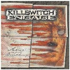 KILLSWITCH ENGAGE - ALIVE OR JUST BREATHING CD NEU