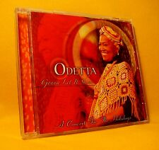 NEW CD Odetta Gonna Let It Shine 16TR 2005  Blues, Folk Rock