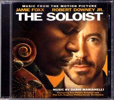 THE SOLOIST Dario Marianelli OST Soundtrack CD Esa-Pekka Salonen Ben Hong NEU