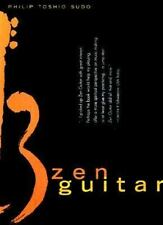 Zen Guitar by Sudo, Philip Toshio, Good Book
