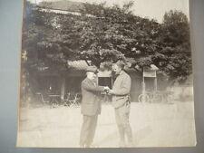 PHOTO ORIGINALE 1923 MONASTIR TIRAILLEUR MILITAIRE
