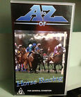 A to Z of HORSE RACING - VHS