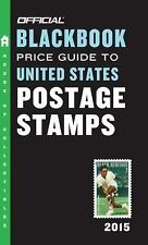 The Official Blackbook Price Guide to United States Postage Stamps 2015, 37th Ed