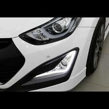 LED Daytime Running Light DRL Fog Lamp For Hyundai Elantra 2014~2015