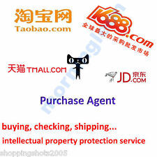 Buying Purchasing Agent Service Taobao Alibaba China online shop PayPal accepted