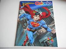 LIVRE DE COLORIAGE SUPERMAN - 16 pages - 32 dessins
