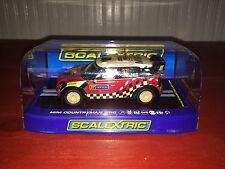 Scalextic 1:32 Mini Countryman WRC Neste Oil #37 Rally Slot Car NIP!!