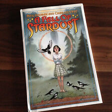 A Fall of Stardust NEIL GAIMAN SIGNED by Susannah Clarke, Charles Vess Art Folio