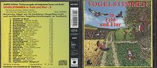 CD Vogelstimmen in Feld und Flur