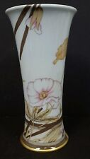 "Hutschenreuther German Leonard Paris Decor Negresco Signed 10"" Vase"
