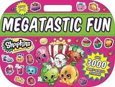 Shopkins: Megatastic Fun by little bee little bee books and Sizzle Press...
