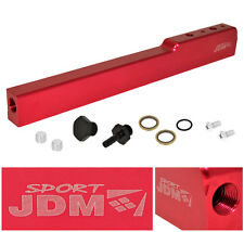 ACURA / HONDA K20 K20A K20A2 JDM RACE ENGINE CNC FUEL INJECTION RAIL KIT RED
