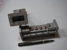 6 GHz  WR-159 Waveguide BandPass Filter Dielectric Resonator type
