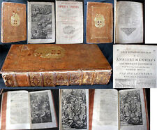 1696 GYRALDI OPERA OMNIA DUOBUS TOMIS DISTINCTA HISTORIAM KALENDARIUM ROMANUM