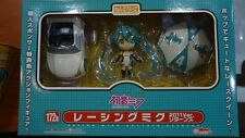 GOOD SMILE COMPANY NENDOROID 172b RACING MIKU 2011 VERSION RETURNS CUTE FIGURE