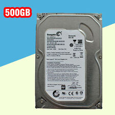 "Seagate 500G Sata 3 HDD 3.5"" Hard Drive HDD for CCTV DVR Camera System Computer"