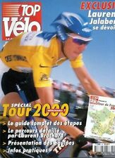 TOP VELO N°40 juillet 2000 special tour 2000 laurent jalabert