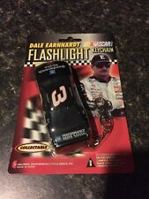 NASCAR 2000 DALE EARNHARDT SR AWESOME FLASHLIGHT KEYCHAIN