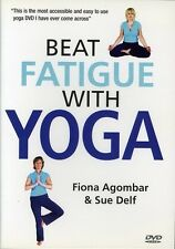 Beat Fatigue with Yoga (2006, REGION 0 DVD New)