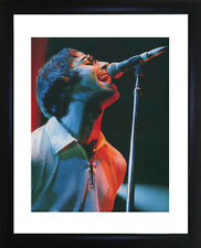 Noel Gallagher Oasis Framed Photo CP0665