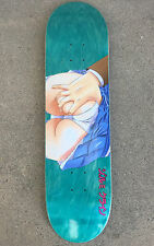 HOOK UPS SUBWAY PERVERT 8.25 INCH ANIME SKATEBOARD FREE GRIP FAST SHIPPING