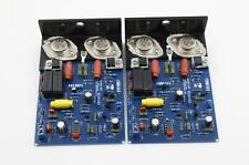 Gold sealed QUAD405 CLONE Amplifier Board MJ15024 +Angle aluminum (2 channel)