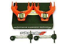 SKUNK2 Front+Rear Camber Kit Tuner 92-95 Honda Civic/93-97 Del Sol/94-01 Integra
