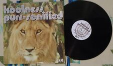Koolness Purr-Sonified VA 2 LP Hip Hop Trip Hop Acid Jazz UK Press 1994 VG++/M-