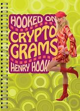 Hooked on Cryptograms by Henry Hook (2010, Spiral)