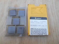 KENNAMETAL CERAMIC INSERTS , SNG 633T, Y3000 , 5 INSERTS