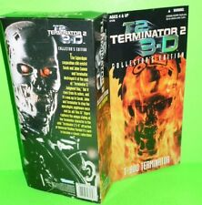 1997 T2 TERMINATOR 2 3-D COLLECTOR'S EDITION T-800 12 INCH ACTION FIGURE SEALED
