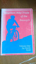 mountain bike trails of the snowy's vol 1 gavin scott 1993 PB