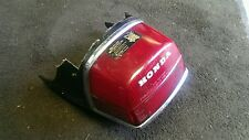 HONDA CX 500 REAR LIGHT AND HOUSING