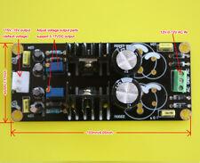 Lm317 lm337 regolabile Dual +/- 3 ~ Alimentatore stabilizzato 17v bordo UK