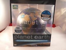 New BBC Planet Earth RARE Limited Edition 6 DVD Globe Set