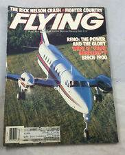 Rick Nelsoncrash Beech 1900 Feb 1988  Flying Airplane Magazine