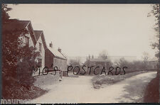 Leicestershire Postcard - The Village of Tugby (Possibly?)    A4513