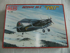 Bilek 952 (Italeri) - 1:72 Antonov An-2 Colt - Sealed Contents