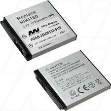 3.7V 1.12Ah Replacement Battery Compatible with O2 35H00103-01M
