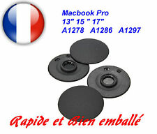 "4 pieds support bas caoutchouc Apple Macbook Pro 13""15""17"" A1278 A1286 A1297"